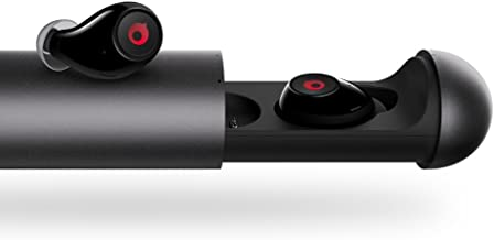 Air by Crazybaby Bluetooth True Wireless Earbuds, Cordless Headphones With Hi-Fi Sound (For Apple Devices)