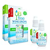 UBfree Wine Sulfite Remover - 1 Multi Pack - Enjoy Red and White Wine Without the Headaches and Allergies - An Organic and Discrete Alternative to a Wine Wand or a Wine Filter - Made in New Zealand