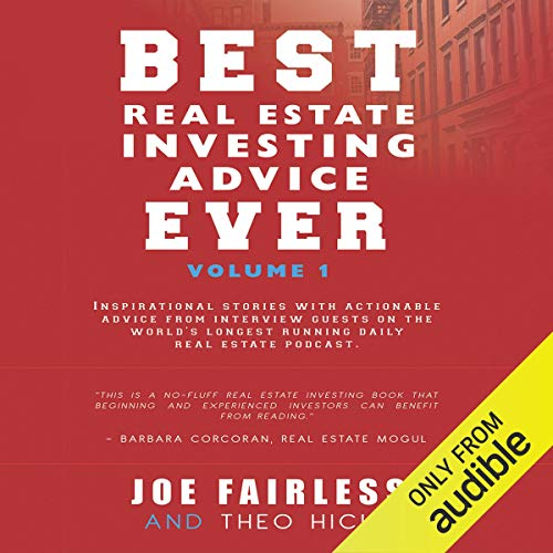 Best Real Estate Investing Advice Ever, Volume 1  By  cover art