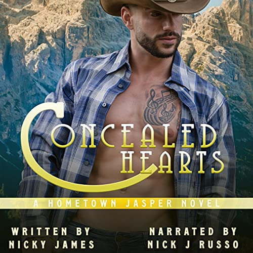 Concealed Hearts cover art