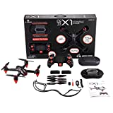 SkyDrones - HD Pro X1 HD Virtual Reality Live Streaming Drone (Color May Vary)