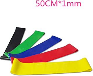 HYID Resistance Band Loop Yoga Pilates Fitness Exercise Workout Pull up Rubber Bands Rope Latex Strength Training