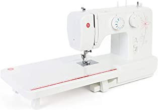 Household Multi-Function Sewing Machine, Electric Desktop Eating Thick Belt Locker Eyelet Patchwork Fabric DIY Small Entry...