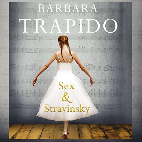 Sex and Stravinsky audiobook cover art
