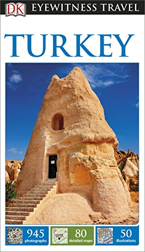 Price comparison product image DK Eyewitness Travel Guide Turkey