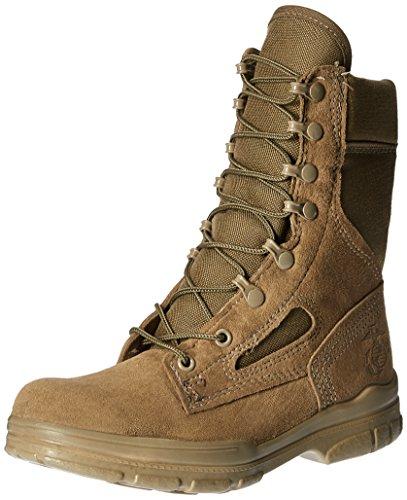 Bates USMC Lightweight DuraShocks Military & Tactical Boot, Olive Mojave, 10 W US