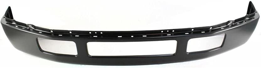 Bumper compatible with Ford Excursion 05-05/F-Series Super Duty 05-07 Front Bumper Black