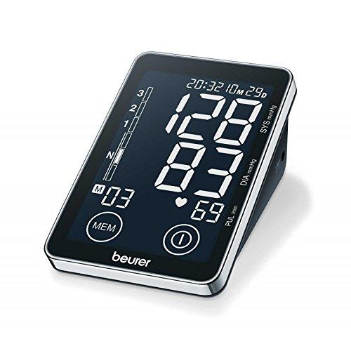 Blutdruckmessgerät für den Oberarm mit Touchscreen–Beurer BM 58