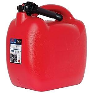 SUMEX BIDON20 Bidon20-Bidón Gasolina 20 litros, Homologado, con Tubo Flexible