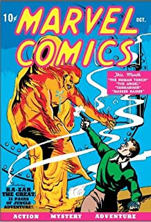 Golden Age Marvel Comics Omnibus Vol. 1