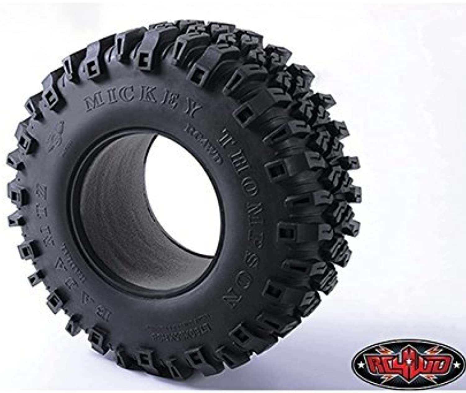 M Thompson 40 Series 3.8 Baja MTZ Scale Tire by RC 4WD