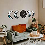 Top 10 Wall Clock with Moon Phases