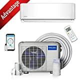 24k BTU 17 SEER MrCool Advantage Ductless Heat Pump Split System 3rd Generation - 230v