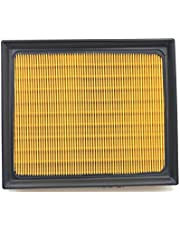 Panel Engine Air Filter for CT200h (2011-2017), NX300h (2015-2016), Prius (2010-2016), RAV4 Hybrid (2016-2018),Replacement for GP741 (CA10741),17801-37020,17801-37021