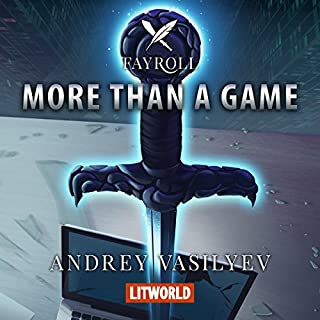 Fayroll - More Than a Game audiobook cover art