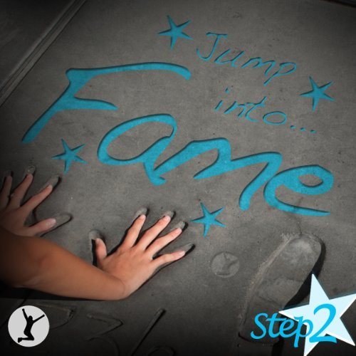 Jump into Fame, Step 2 audiobook cover art