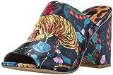 Chaussures Femme Iron Fist Tiger Inside Slide Bleu Fonce (Eu 36 / Us 5 , Bleu Fonce)
