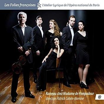 Rameau chez Madame de Pompadour