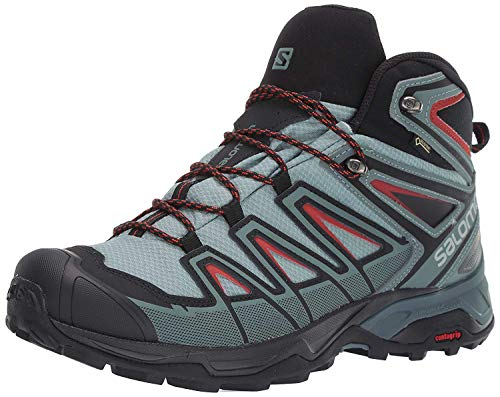 SALOMON Mens L40662000 X Ultra 3 Mid GTX Hiking Boots 7.5 UK