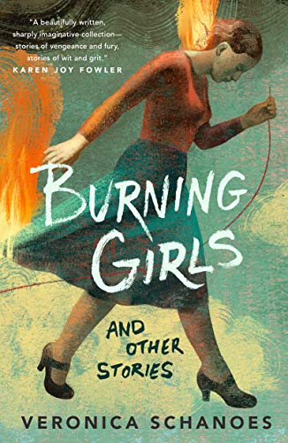 Burning Girls and Other Stories (English Edition)