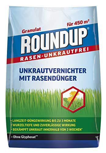 Roundup Roundup 8690 Rasen-Unkrautfrei Rasendünger, 2in1 Bild