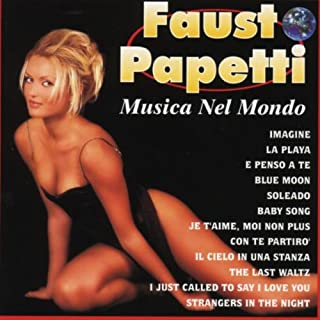 Best blue moon fausto papetti Reviews