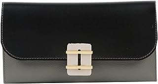 長財布 レディース 三つ折り ラグジュアリー 大容量 多機能 おしゃれ カード小銭入れ 薄い 軽量 女性用 無地 シンプル ウォレット プレゼント 18*9.5*2CM ピンク グリーン ブラック ベージュ