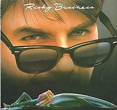 Various: Risky Business Soundtrack LP VG++ UK Virgin V 2302