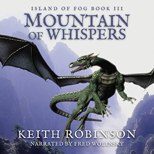 Mountain of Whispers audiobook cover art