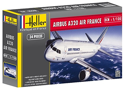 Heller 1:125 - Airbus A320 Air France, HEL80448