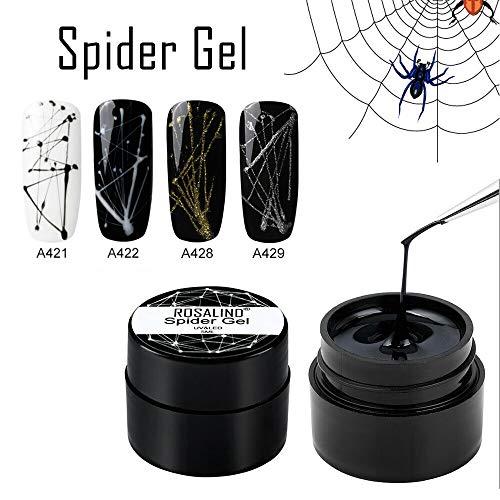 ROSALIND Spider Gel esmalte de uñas
