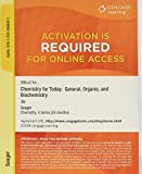 OWLv2 with MindTap Reader, 4 terms (24 months) Printed Access Card for Seager/Slabaugh/Hansen's Chemistry for Today: General, Organic, and Biochemistry, 9th