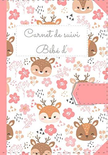 CARNET DE SUIVI POUR BÉBÉ: Journal de bord pour bébé : 90 jours à remplir de la naissance à 3 mois révolus - Cahier de suivi allaitement
