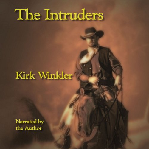 The Intruders audiobook cover art