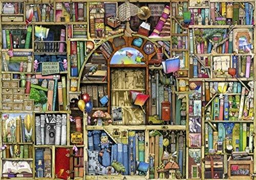 XZJXGZ Puzzel for Volwassene 1000 stukjes Plank komisch 70x50cm kinderen voor educatief speelgoed verjaardagscadeau woondecoratie puzzel