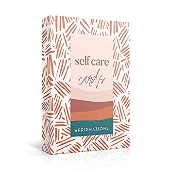 52 Self Care Affirmation Cards - Anxiety & Stress Relief for Meditation Mindfulness & Relaxation