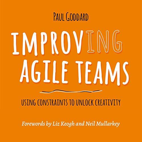 Improv-ing Agile Teams cover art