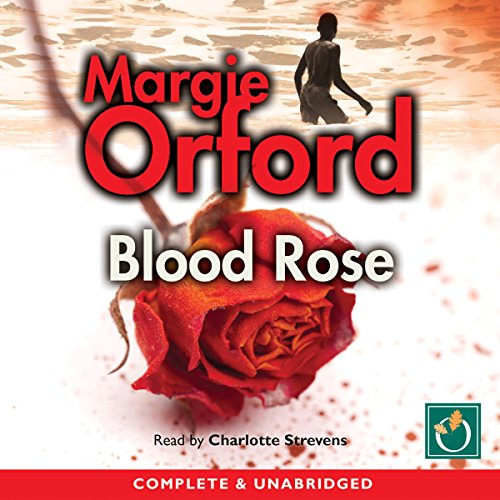 Blood Rose audiobook cover art