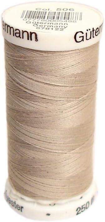 Hilo para coser 273 m Sew-All color ostra