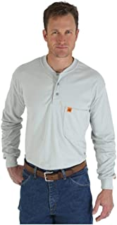Wrangler Riggs Workwear Men's FR Fire Resistant Long...