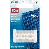 Prym Knitting-in Elastic, in Poliestere, 9.3x 5.7x 0.7cm
