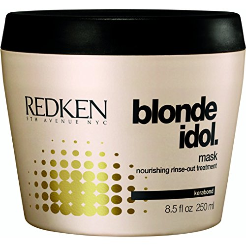 Redken Blonde Idol Mask, 8.5 Ounce