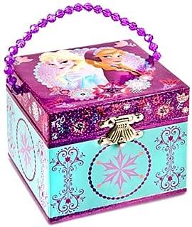 Disney Frozen Anna and Elsa Musical Jewelry Box