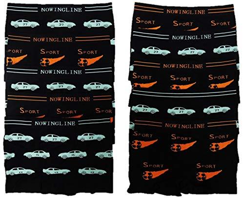 Nowingline Kids 10er Pack tolle Mikrofaser Kinder Jungen Boxershorts in der Größe 134-188 (176-188)