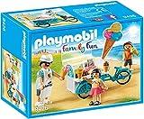 Playmobil Marchand de Glaces et triporteur, 9426