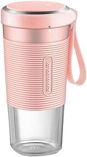 Hefacy Mixeur portable - Rechargeable par USB - Pour smoothies, milkshakes et aliments durs - 300 ml - USB - Pour la maiso...