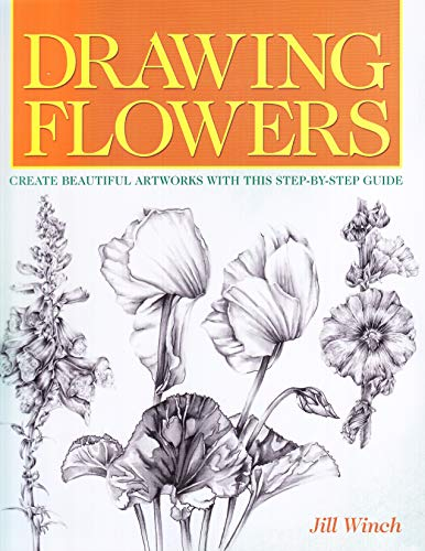 Drawing Flowers ~ TOP Books