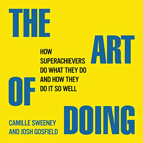 The Art of Doing  By  cover art