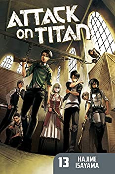 Best attack on titan 13 Reviews