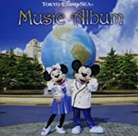 Attraction Music Album by Tokyo Disneysea (2013-08-27)